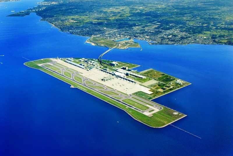 ve may bay di Kansai.airport