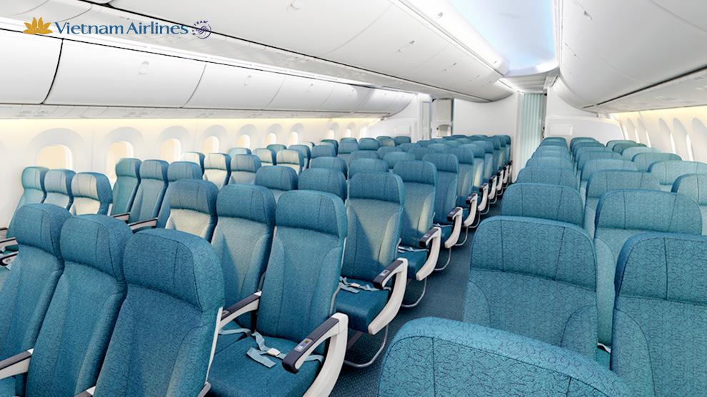 Hạng phổ thông của Vietnam Airlines
